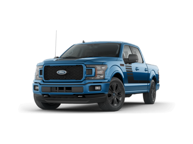 New 2019 Ford F-150 XLT Truck in Berlin WI